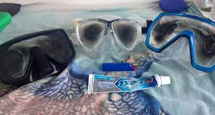 how to defog your scuba mask once and