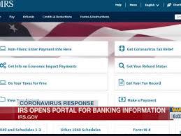 Stimulus checks: People who don't file ...