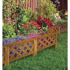 Greenes Cedar Stain Pine Garden Fence Panel Common 0 75 In X 19 5 In X 19 75 In Actual 0 75 In X 19 5 In X 19 75 In In The Garden Fencing Department At Lowes Com