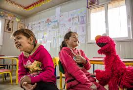 Arabic Language Version Of Sesame Street Will Debut 3 New Muppets The New York Times