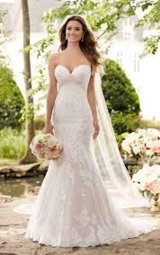 wedding dresses romantic lace wedding