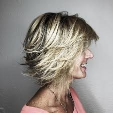 short fine hairstyles for over 60 women