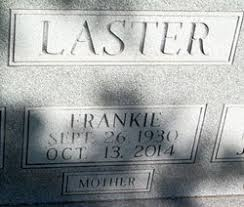 Johnnie Frankie West Laster (1930-2014) - Find A Grave Memorial
