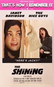 164: The Shining – with Janet Davidson 164: The Shining – with Janet  Davidson — That's How I Remember It