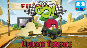 Angry Birds GO! (By Rovio Entertainment Ltd) - Unlock Terence ...