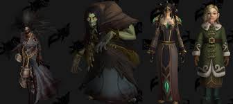 What's Your Favorite Type of Drustvar Witch? - General Discussion ...