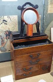 small dresser hirata folk art museum