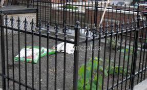 Metal Wrought Iron Privacy Fences In Toronto Gta