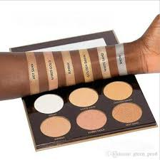 highlighting powder makeup kit palette