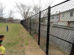 Watson Fencing Custom Chain Link Fencing Raleigh