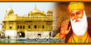 guru nanak jayanti date and timing gurupurab festival