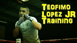 Teofimo Lopez Training Highlights HD ...
