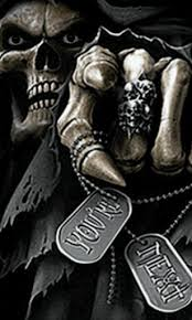 48 free skull live wallpaper on