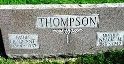 Nellie Minerva Smith Thompson (1880-1949) - Find A Grave Memorial