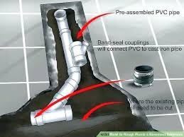 bathroom plumbing rough in cost