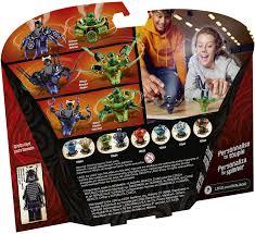 Amazon.com: LEGO NINJAGO Spinjitzu Lloyd vs Garmadon 70664 ...