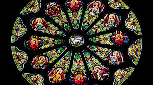 10 breathtaking stained glass windows