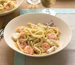 Seafood linguine recipe
