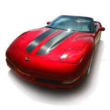 Chevrolet C5 Corvette 1997 2004 Convertible Racing Stripes Pre Cut Dec Us Rallystripes