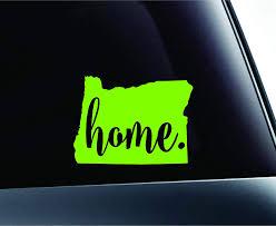Oregon Ducks Vinyl Decal Sticker Car Window Bumper Wall Design Logo Usa Seller Rainbowlands Lk