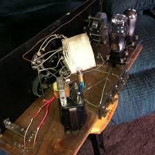 vine radios homemade