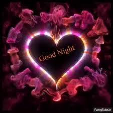 beautiful animated good night status