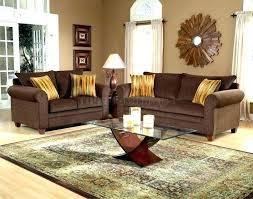 colour cushions go brown sofa living