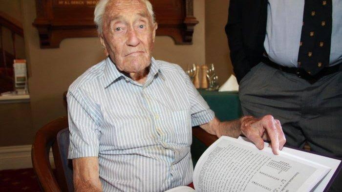 Kakek 104 Tahun Ini Minta Disuntik Mati, Alasannya Bosan Hidup