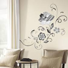 Floral Botanical Wall Decals Wall Decor Home Decor Kohl S