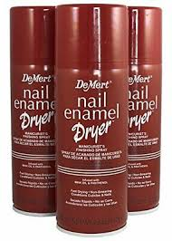 demert nail enamel dryer 7 5 oz 3 pack