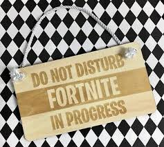 Do Not Disturb Sign Ensa1001032 Video Game Sign Personalized Kid S Room Sign