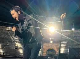 Eurovision 2020: Diodato canta nell'Arena di Verona deserta ...