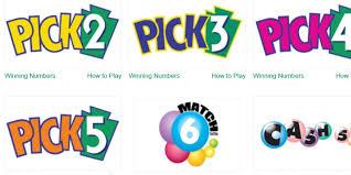 pa lottery drawings
