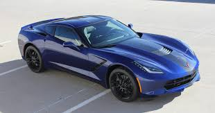 Amazon Com C7 Rally 2014 2015 2016 2017 2018 2019 Chevy Corvette Factory Style Racing Stripes Rally Hood Bumper To Bumper Vinyl Graphic 3m Decal Kit Fits All Coupe Models Color 3m 047 Intense Blue Automotive