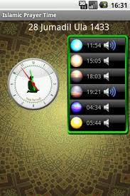 Download Android Apps APK: Islamic Prayer Time and Qiblah APK