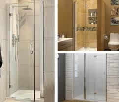 shower door clear choice