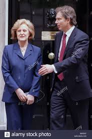 Baroness Elizabeth Smith widow of former Labour Leader John Smith and Stock  Photo - Alamy