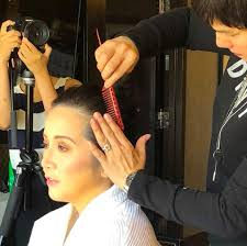 kris aquino s hairstylist on the star s