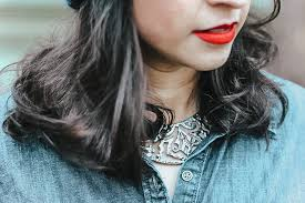 red lipstick tips on how to wear red