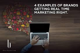 4 Examples of Brands Getting Real Time Marketing Right – Big Marketing