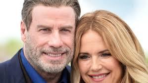 John Travolta, wife Kelly Preston share ...