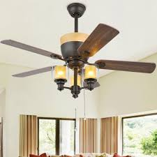 traditionalist cylindrical ceiling fan