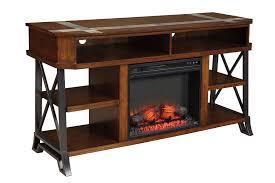electric media fireplace