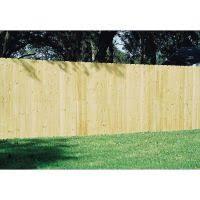 Pressure Treated Pine Dog Ear Fence Panel U S Barricades C U S Barricades Traffic Control Pedestrian Safety Products