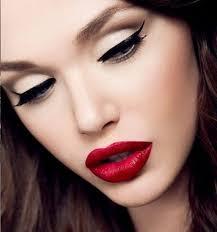 dramatic cat eye makeup yve style