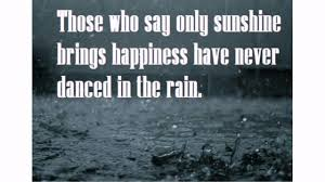 rainy day quotes lovequotesmessages