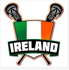 Amazon Com Cafepress Ireland Irish Lacrosse Team Logo Sticker Square Bumper Sticker Car Decal 3 X3 Small Or 5 X5 Large Home Kitchen
