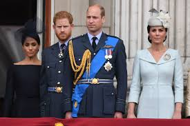 Prince William says he 'can't put his arm around his brother any more'  after Harry abandons royal duties