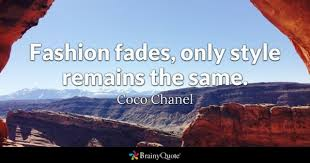 fashion quotes inspirational quotes at brainyquote