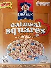 review quaker oatmeal squares make